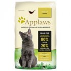 APPLAWS  Senior Cat Chicken 2 kg BB 07/05/2020