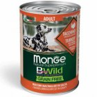 BWild Wet Turkey Adult 400 gr