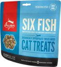 ORIJEN Cat FD Treats  6 Fish 365st BB 30/07/2021